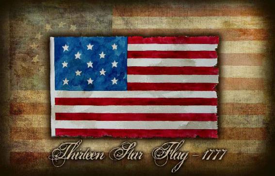 1777 flag